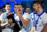 Российские волейболисты победили в Лиге наций