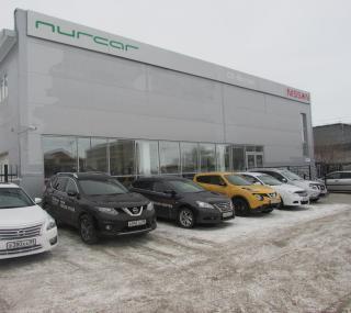 Дилерский центр Nissan