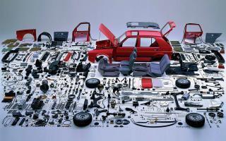 Авторазборка, Автозапчасти и автотовары