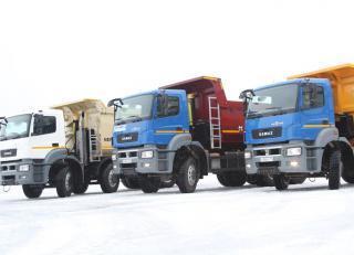 Камские грузовики