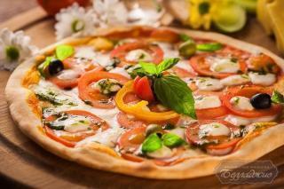 Беладжо Пицца, Знаменитая пиццерия