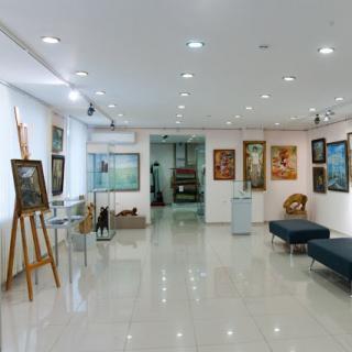 Новоуренгойский городской музей изобразительных искусств