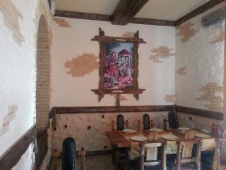 Восточный рай, Ресторан, кафе