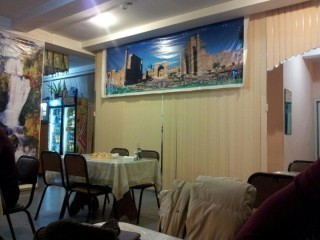 Караван-UZ, Кафе