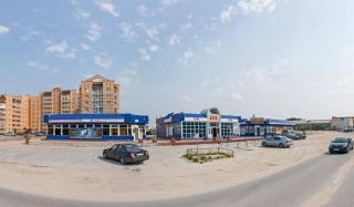 Каспий, Кафе