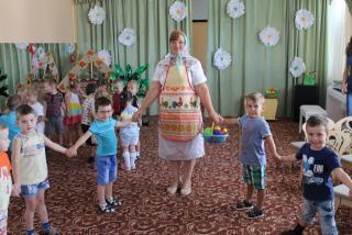 МБДОУ Детский сад Загадка