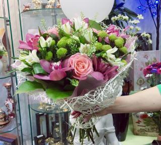 Салон цветов Камелия