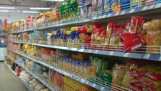 Северное сияние, Продовольственные магазины