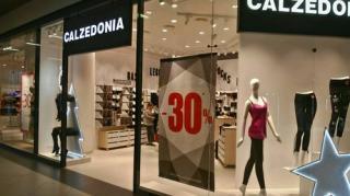 Calzedonia, Магазин нижнего белья