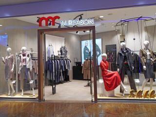 M.REASON, Магазин одежды