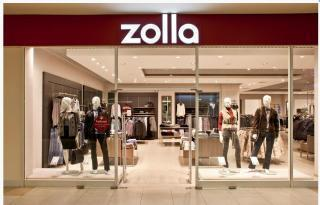 Zolla, Магазин одежды