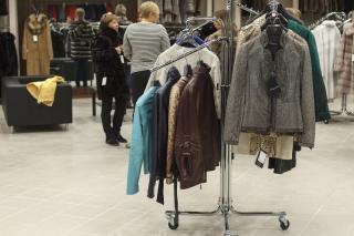 Примадонна, Магазин женской одежды