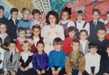 Дмитрий Артюхов выложил в своем аккаунте фото школьных лет