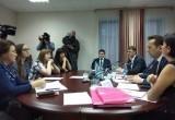 Андрей Воронов встретился с обманутыми новоуренгойскими дольщиками