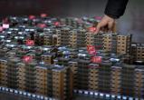 Объем выдачи ипотеки в России вырос на 40%
