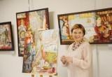 В Новом Уренгое подует «Ветер цветов»: в музее ИЗО откроется выставка питерских мастеров
