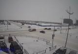 Виновница ДТПушла с места аварии, оставив авто (ВИДЕО)