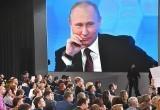 До большой пресс-конференции Путина осталось несколько часов