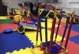 В городе откроют детский тренажерный зал