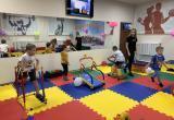 В Новом Уренгое открылся детский тренажерный зал (ФОТО)