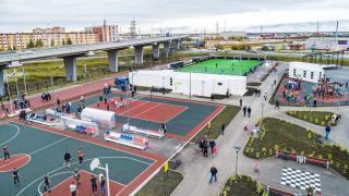 Спортивный комплекс под открытым небом «Виадук»