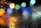 В Новом Уренгое пошел первый дождь