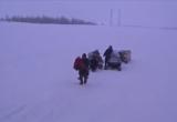 В ямальской тундре сломался снегоход: на поиск пострадавших отправились спасатели (ВИДЕО)