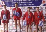Юный ямалец победил на Всероссийском турнире по самбо (ФОТО)