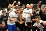 Боксер из Ноябрьска завоевал почетный континентальный титул (ФОТО, ВИДЕО)