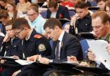 Дмитрий Артюхов написал «Диктант Победы» (ФОТО)