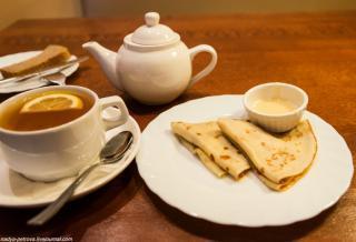 Чайная ложка, Кафе