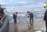 Вмерзший труп в акватории Обской губы нашли рыбаки: СК начал проверку (ФОТО)