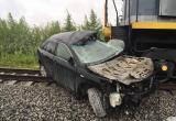 Из-за смертельного ДТП на рельсах поезд Новый Уренгой — Уфа пошел с опозданием не меньше чем на час (ФОТО)