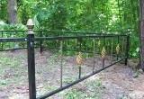 В Лабытнанги поймали вора без стыда и совести: он воровал оградки с кладбища