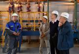 Объекты ООО «Газпром добыча Уренгой» посетили представители Сибирского отделения Российской академии наук