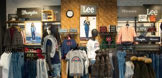 Hard Jeans, Магазин одежды