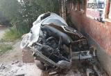 На Таежной произошло мощное ДТП: пострадали два человека (ФОТО, ВИДЕО)