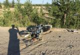 За сутки в округе произошло два ДТП с мотоциклами (ФОТО)