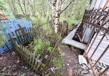 В Салехарде владелец магазина провел трубы над могилами старого кладбища (ФОТО)