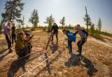 Командообразующий, спортивно-туристический тренинг для молодых работников ООО «Газпром добыча Уренгой» (ФОТО)