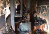 В Салехарде в ночном пожаре погибла пожилая женщина: 30 человек удалось спасти (ФОТО, ВИДЕО)