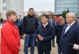 Дмитрий Артюхов устроил пробежку в Новом Уренгое: губернатор проводит второй рабочий день в газовой столице (ФОТО, ВИДЕО)