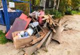 Тарко-Сале завален строительным мусором (ФОТО)