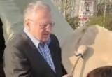 Шаманы Ямала сняли с Жириновского стресс и порчу после выборов (ВИДЕО)