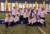 Команда спортсменов из Нового Уренгоя заняла бронзовое место на V Всероссийской спартакиаде трудящихся (ФОТО)