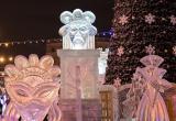 Новогодний сюрприз для Нового Уренгоя: темой ледового городка станет Год театра