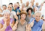 1 октября — Международный день пожилого человека