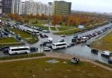 Пробки в Новом Уренгое скоро будут как в Москве: с северки на южку утром приходится добираться по 40 минут (ВИДЕО)
