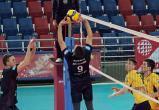 «ФАКЕЛ» вновь выиграл у «Тархана» в Кубке России по волейболу
