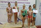 Гимнастки из Тарко-Сале произвели фурор на турнире в Тюмени